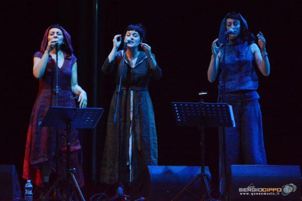Erika, Giulia, Sabrina © Sergio Cippo
