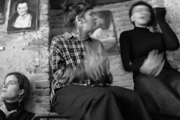 Soundpainting ft Stefano Giorgi @ Atelier Giorgi - Torino